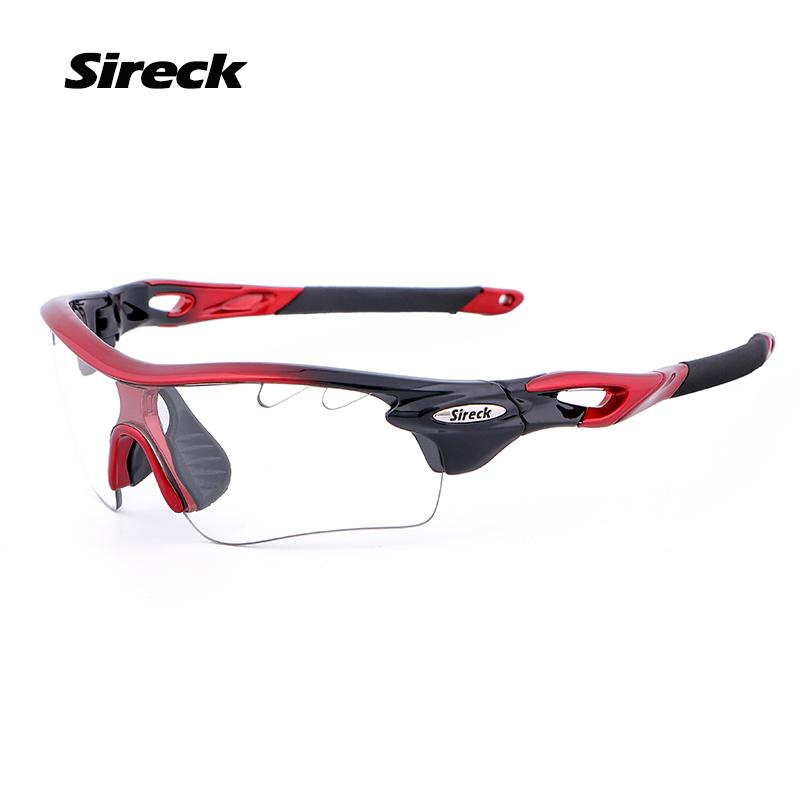c0d71dec5ff Sireck Cycling Glasses Photochromic Polarized UV400 2 Lens Sport Glasses  MTB Bike Eyewear Bicycle Sunglasses Lentes Ciclismo UK 2019 From Java2013