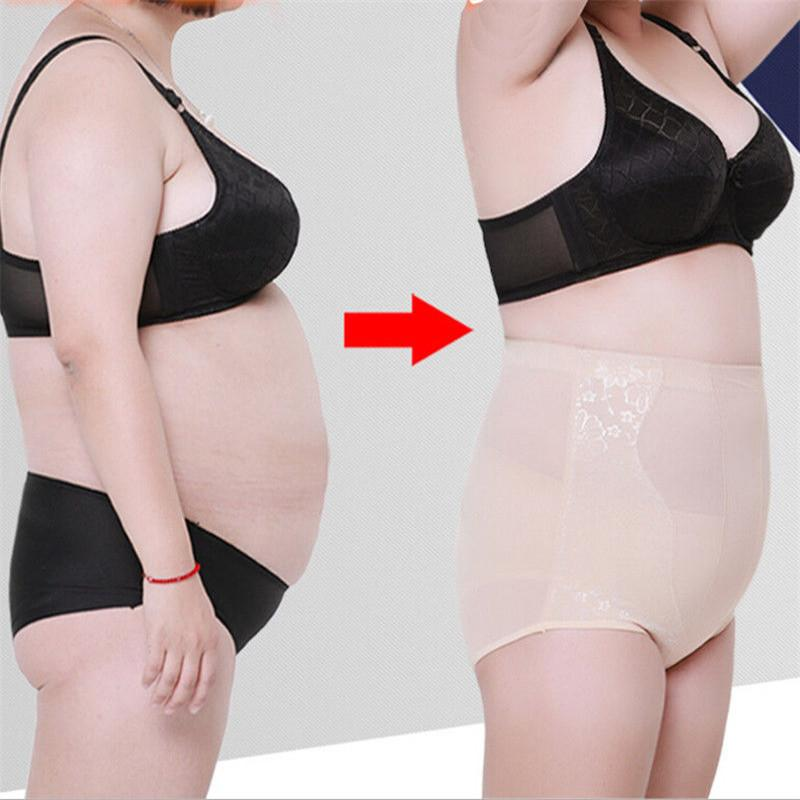 aa64d463a25 2019 Plus Size Women Body Shaper Control Slim Underwear Tummy Corset High  Waist Shapewear Panty Underwear Postpartum Repair Hip 3 5XL From Benedica