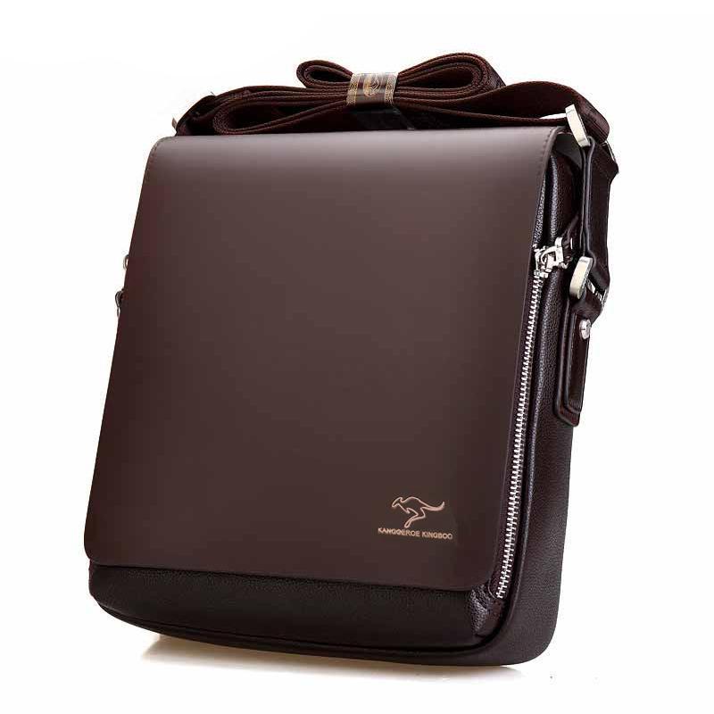 b1a2d84e7561 2017 New Messenger Bag Men Big Promotion Kangaroo Brand Man Bag Men S Bags  Men Messenger Casual Shoulder Briefcase S914 Messenger Bags For Women  Leather ...
