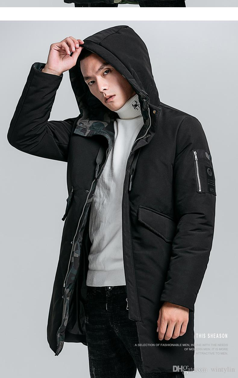 cfab90dc3bb Men Men Men Winter New New New 20 Hooded Warm Parkas Degree Coat Jacket  Thicken fCfpqn7xEW