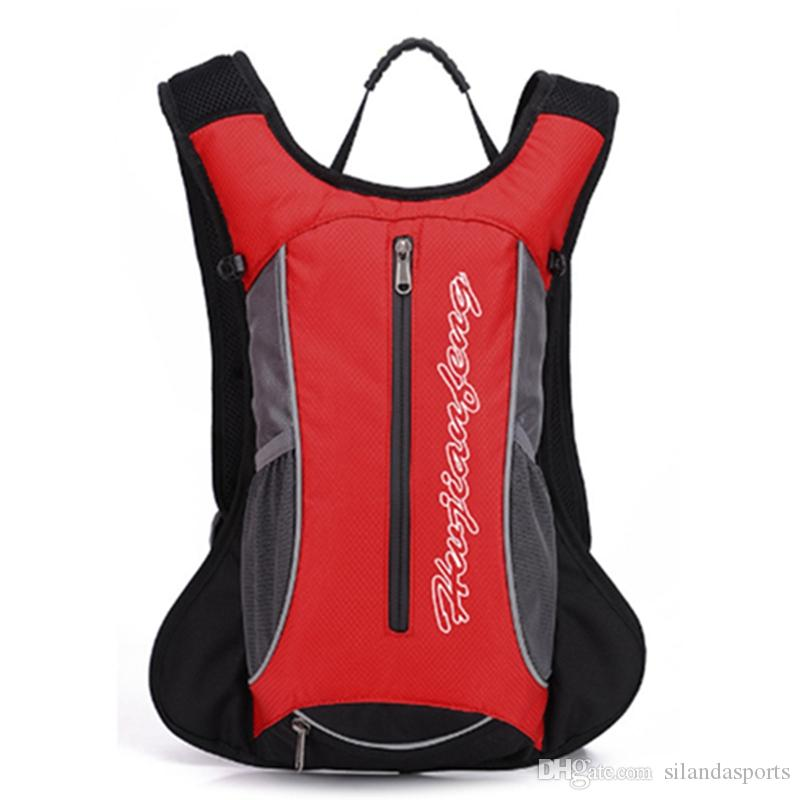 4689bb7b3c Silanda Sports Hiking Backpack Cycling Bag Backpacks Outdoor Bicycle Riding  Packs Cycling Backpack Hiking Climbing Back Riding Backpack Bag Online with  ...