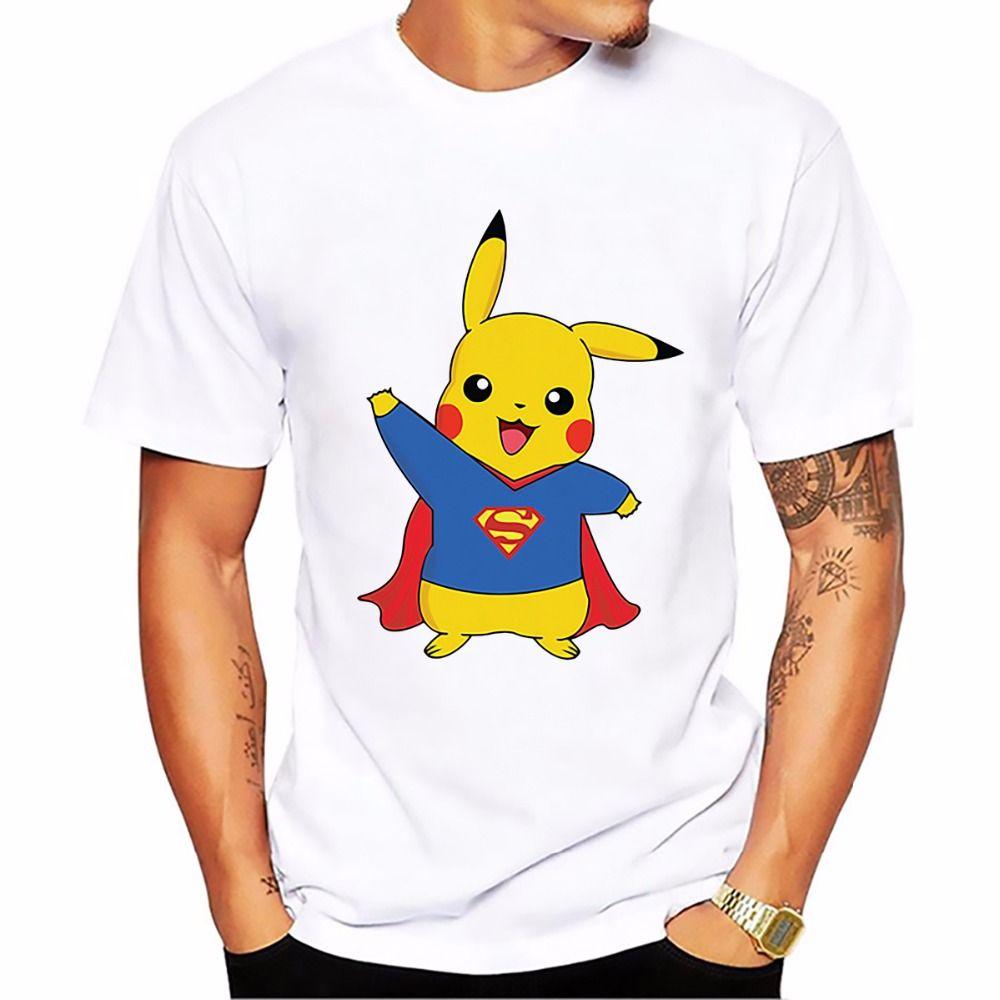 b916bdf9531 Nikola Tesla S Secret Wholesale Discount Go Men T Shirt Pikachu Stitch In  Thor Armor Wizard Ball Naruto Deadpool Iron Man Super Hero Tshirt Designer  White ...