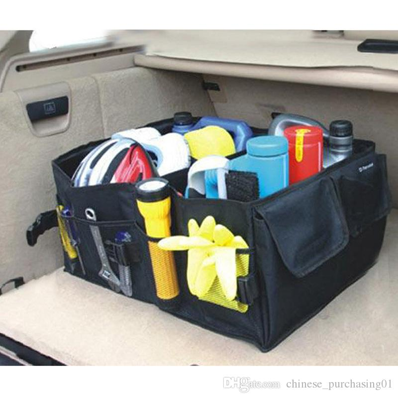Exceptionnel 2018 Drop Shippingg Car Storage Boxes Trunk Organizer Tools Toys Storage  Bins Cubes Basket Bag Styling Auto Containers Supplies Product Ani 189 From  ...