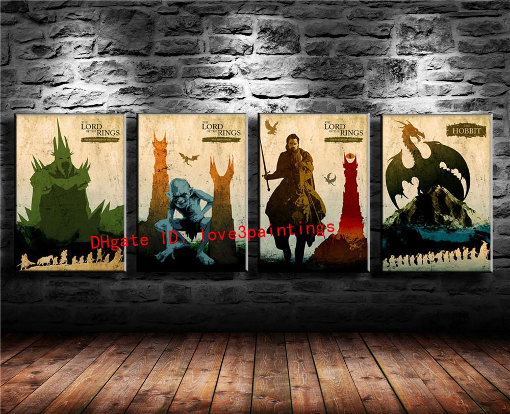 Best Lord Of The Rings,Home Decor Hd Printed Modern Art Painting On Canvas  Unframed/Framed Under $17.09 | Dhgate.Com