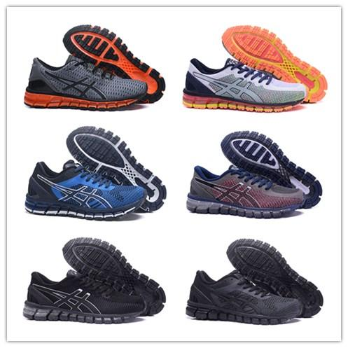 new style e57bc a7961 2017 New Original GEL-QUANTUM 360 CM T6G1N/T5J1N-0990 Discoloration Running  Shoes Men Top Quality Boots Sport Sneaker Shoes Size