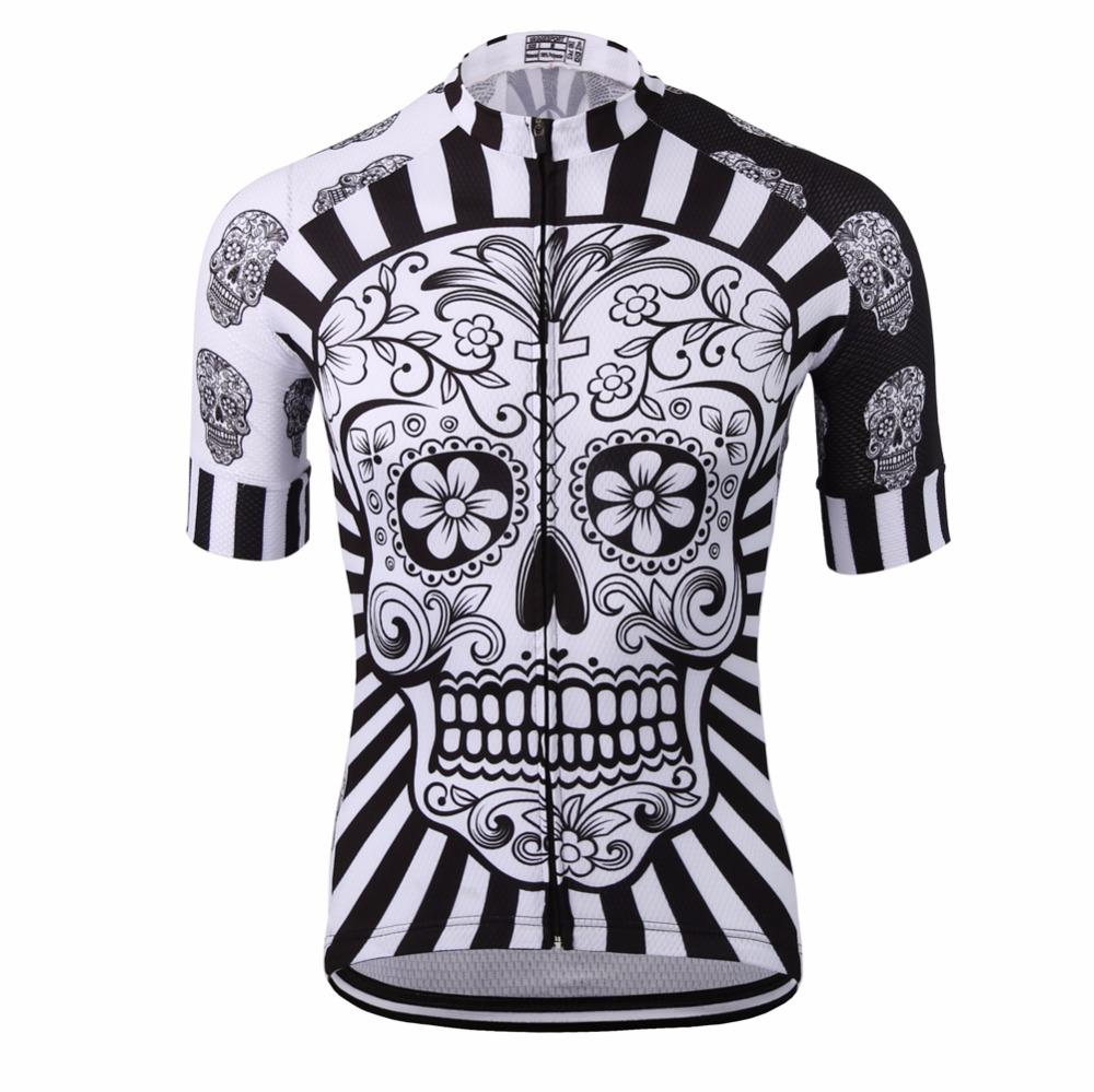 ... Skull Sublimation Printing Cycling Jersey Wear Best 2017 Pro Polyester Cycling  Clothing Summer Men Quick Dry Bicycle Wear Mountain Biking Shorts Custom ... b9b3cd59d