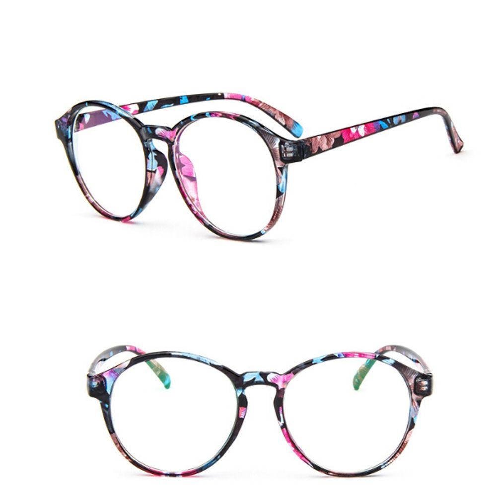 537ae8355 Compre 2018 Retro Oversized Eyewear Nerd Lente Clara Frame Ótico Qualidade Acetato  Oculos Vintage Mulheres Dos Homens Redondos Óculos De Armação De ...