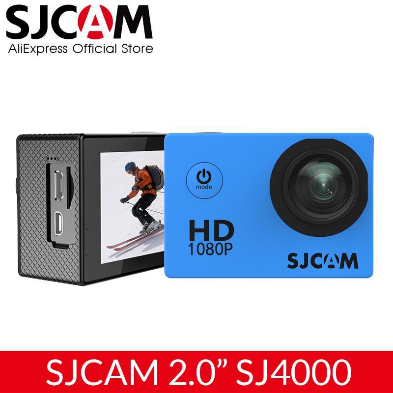SJCAM SJ4000 Basic Action Camera Last