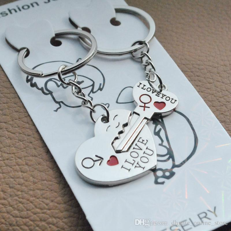 New Key To My Heart Keychain Wedding Favors And Gifts Wedding ...