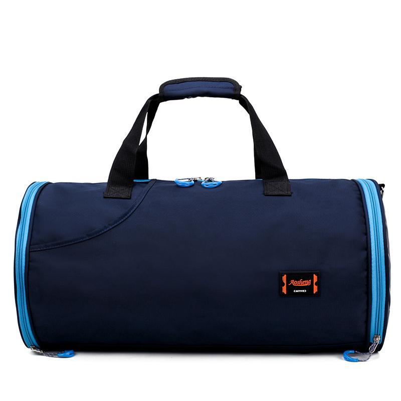 New Single Travel Bags Business Handbags Men Women Short Journey Waterproof  Luggage Duffle Bag Duffle Bag Travel Bag Bag Travel Bag Online with   48.95 Piece ... f5cce75c5bd84