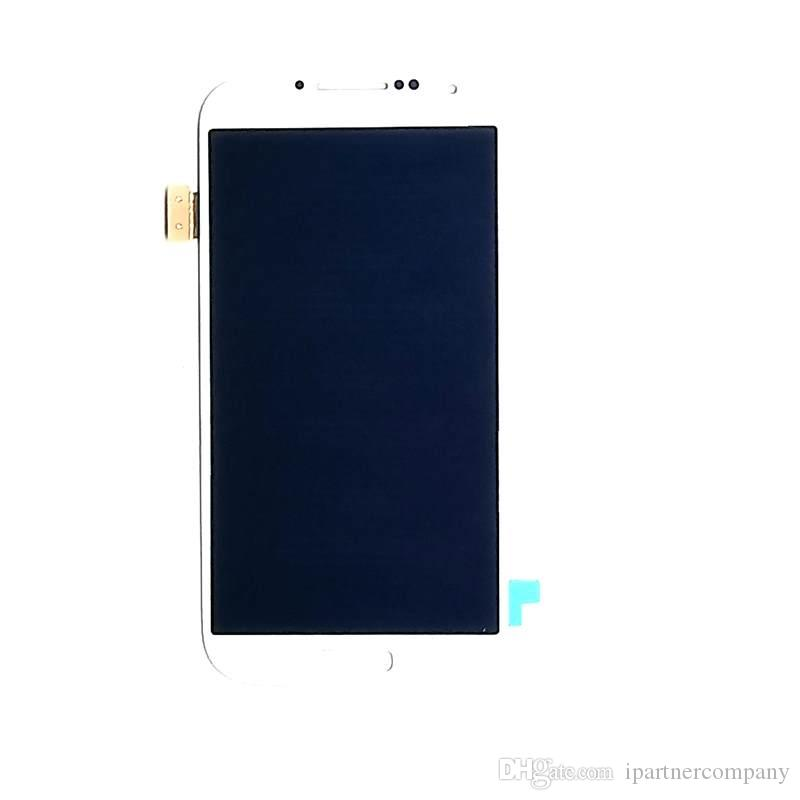 For samsung LCD Display Touch Screen Digitizer with frame - For Samsung GALAXY S4 LCD i9508 i9508v i9500 i9502 i559 /with tools