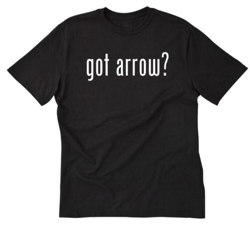 064bc201cd ... Details Zu Got Arrow T Shirt Funny Bow Hunting Hunter Bow And Arrow