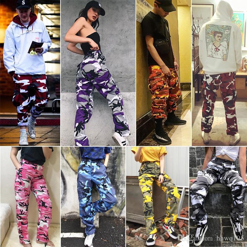 Acquista Pantaloni Mimetici Da Uomo Pantaloni Da Uomo Pantaloni Hip Hop  Streetwear Pantaloni Mimetici Da Uomo Di Alta Qualità Pantaloni Sportivi  Pantaloni ... e97aa687350d