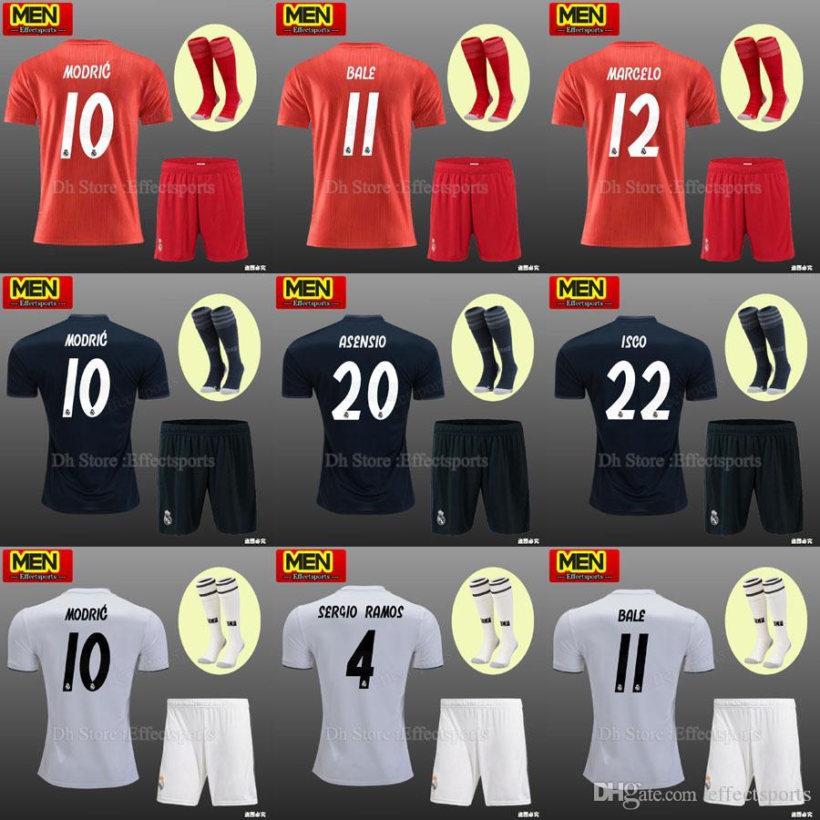 Real madrid kits 2019