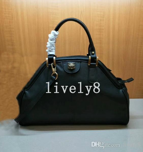 35bab9dc1b New Style High Quality 39cm Women Fashion Brand Tiger Head ...