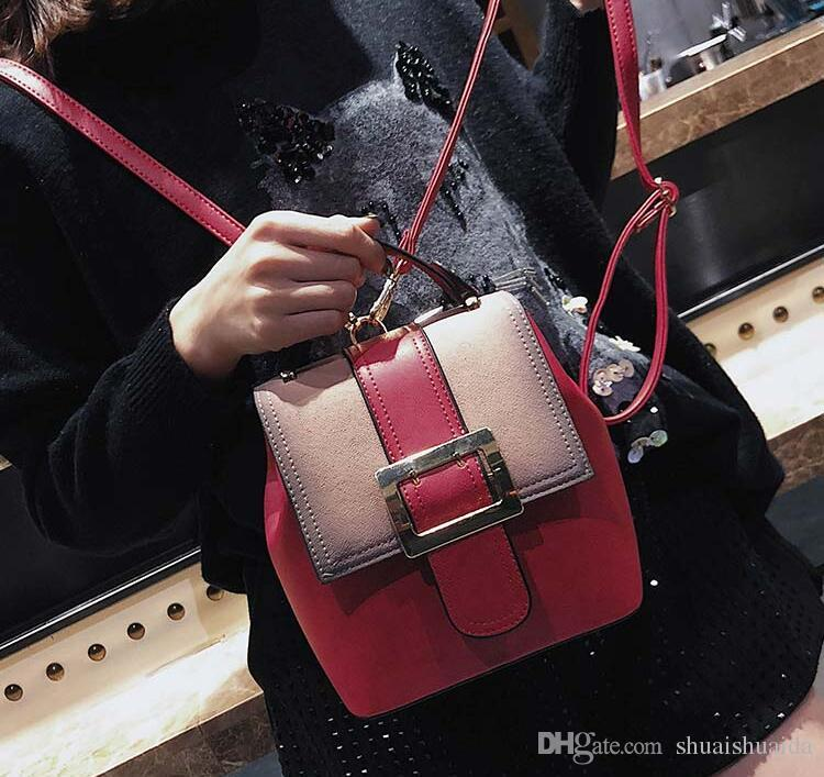 c7f416d9f133 Ladies Fashion Casual Bag. Women S Bags. College Style. Leisure Bag. PU  Backpack. Handbag. Cross Body.Shoulder Bags.Totes. Mini. AE221 Dakine  Backpack Best ...