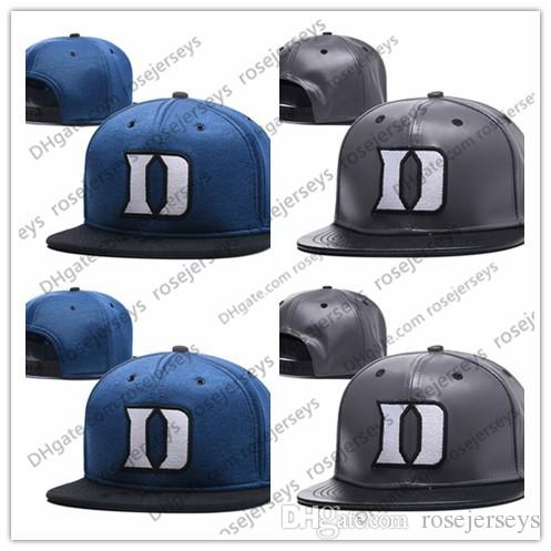 5c1b6cb9d3022 2019 NCAA Duke Blue Devils Caps 2018 New College Adjustable Hats All  University Snapback In Stock Mix Match Wholesale Order Gray Blue Black From  Rosejerseys ...