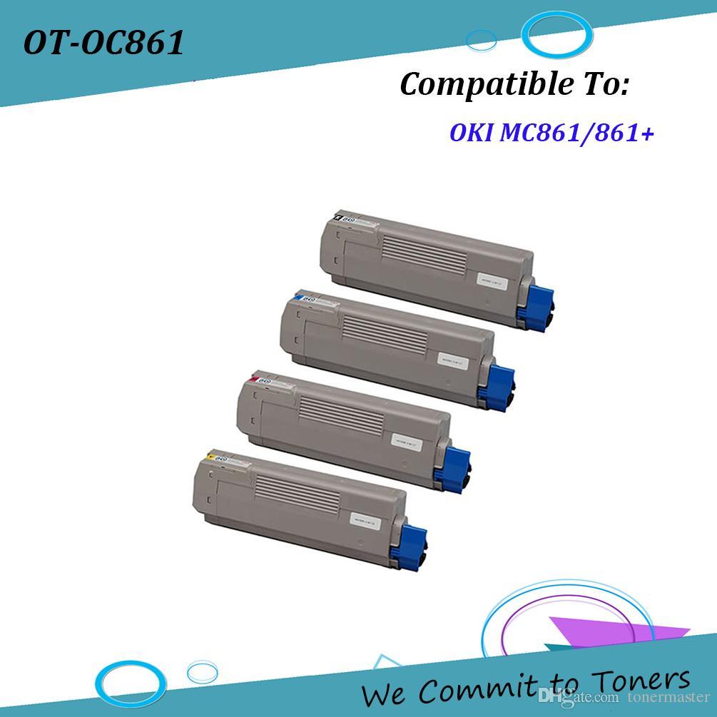 Oki C861 Compatible Toner Cartridge For Mc861 861 44059253 Opc Drum Printer Laserjet Hp P1102 Katrid Ce285a 85a 851 44059169 44059170 Laser 44059264 44059263 44059262 440592641 Online With 15429 Set On Tonermasters Store