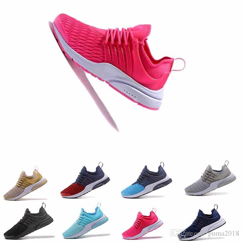 16be9f1050d33 Hot Cheap 2018 Prestos 5 Mens Training Women Jogging Shoes Black 5 V ...