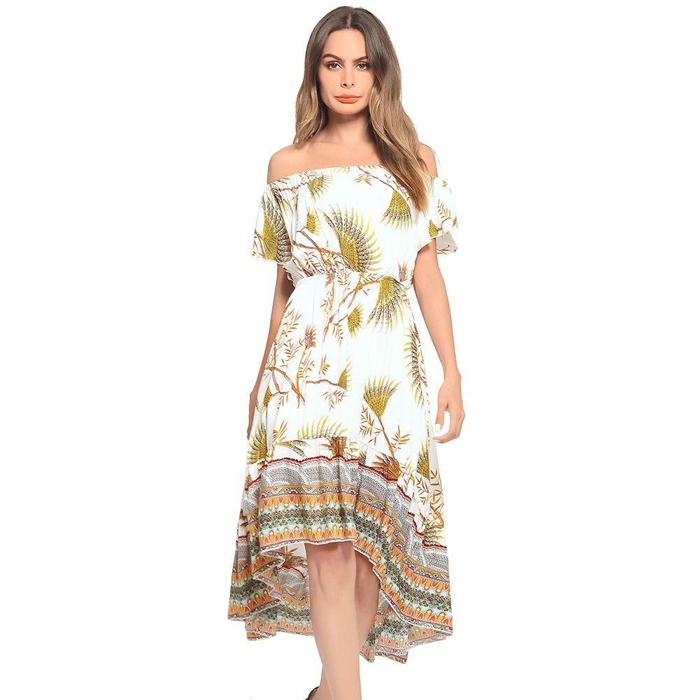 Maxi Dress for Beach Wedding