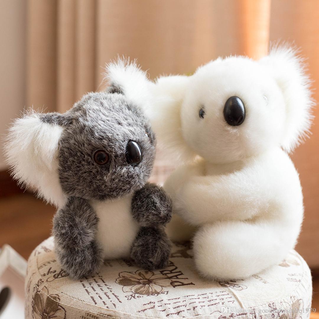 2019 Cute Koala Plush Toys Doll 17cm Stuffed Animals Koala Bear