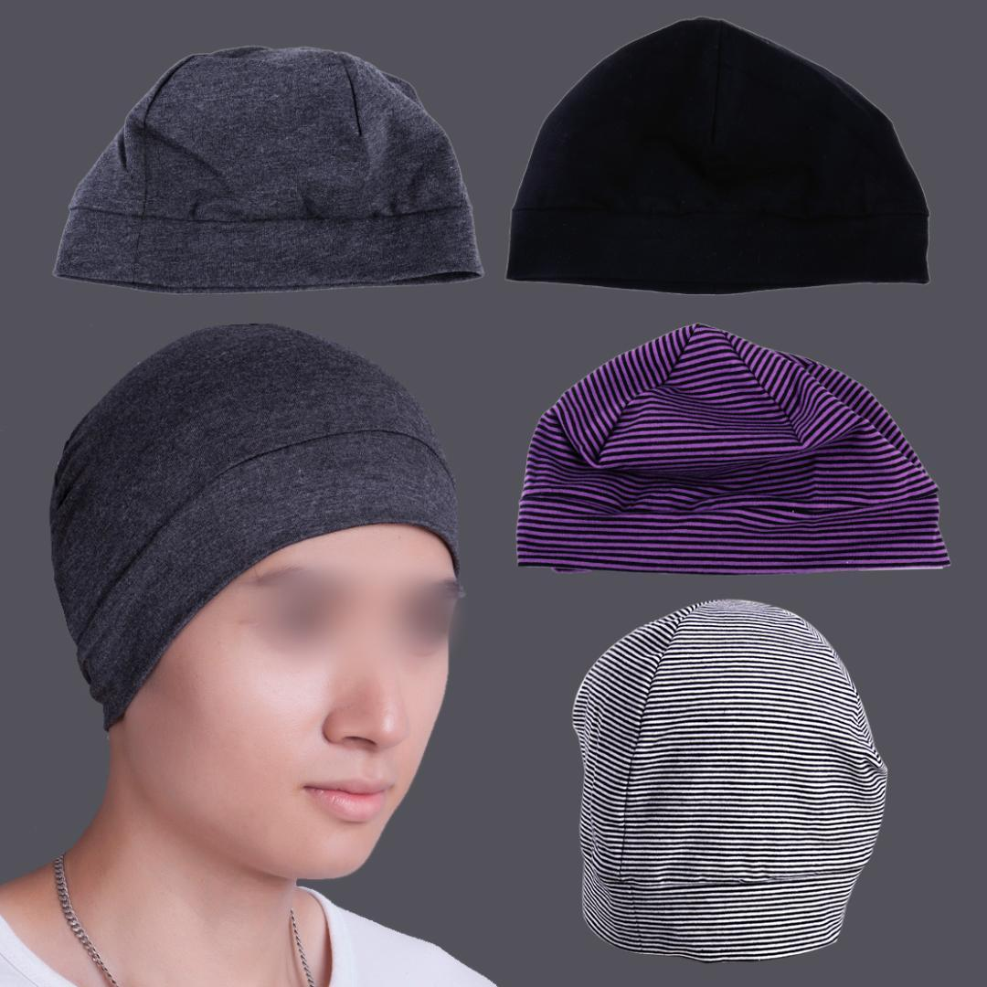 2018 Fashion Adult Unisex Solid Cotton Nightcap Sleep Head Cap Hat  Oversized Skullies Beanie Night Hats From Cumax, $26.93 | Dhgate.Com