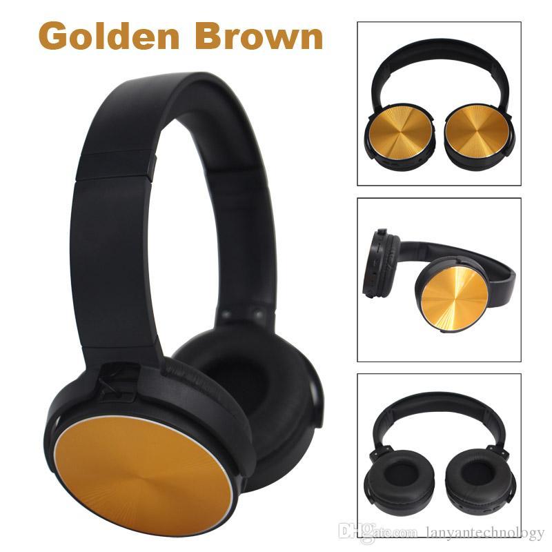 Acheter Casques Stéréo Sans Fil Bluetooth Extra Bass Hd Intégré