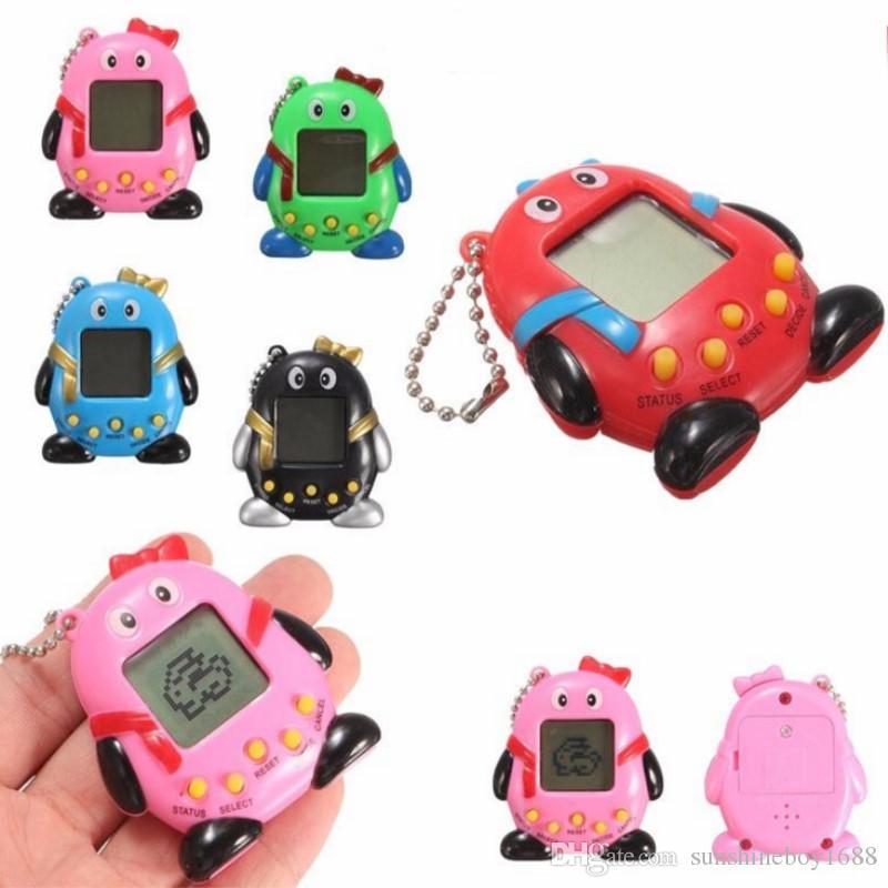 <b>2018 Christmas Gift</b>- 5 Style Electronic Pets Tamagotchi Kids Game ...