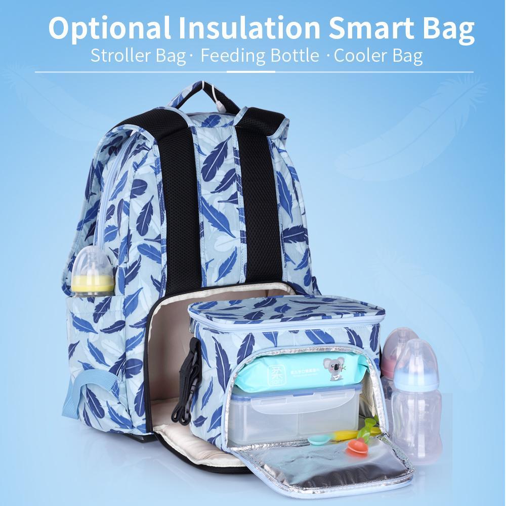 Mutter & Kinder Freundlich Mode Kinderwagen Tasche Wärmedämmung Mama Taschen Baby-windel-taschen Wasserdichte Wickeltasche Wickeltaschen