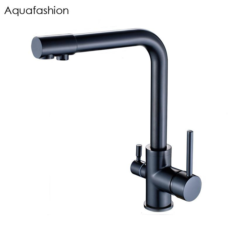 kitchen multi df home water faucet n littlewell b mounted ceramic with mount white the filters depot ispring filter layer for filtration systems