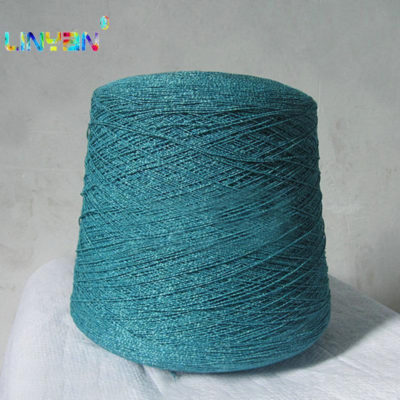 Großhandel 1 Stück 250g Faden Zum Stricken Leinen Baumwolle Häkeln