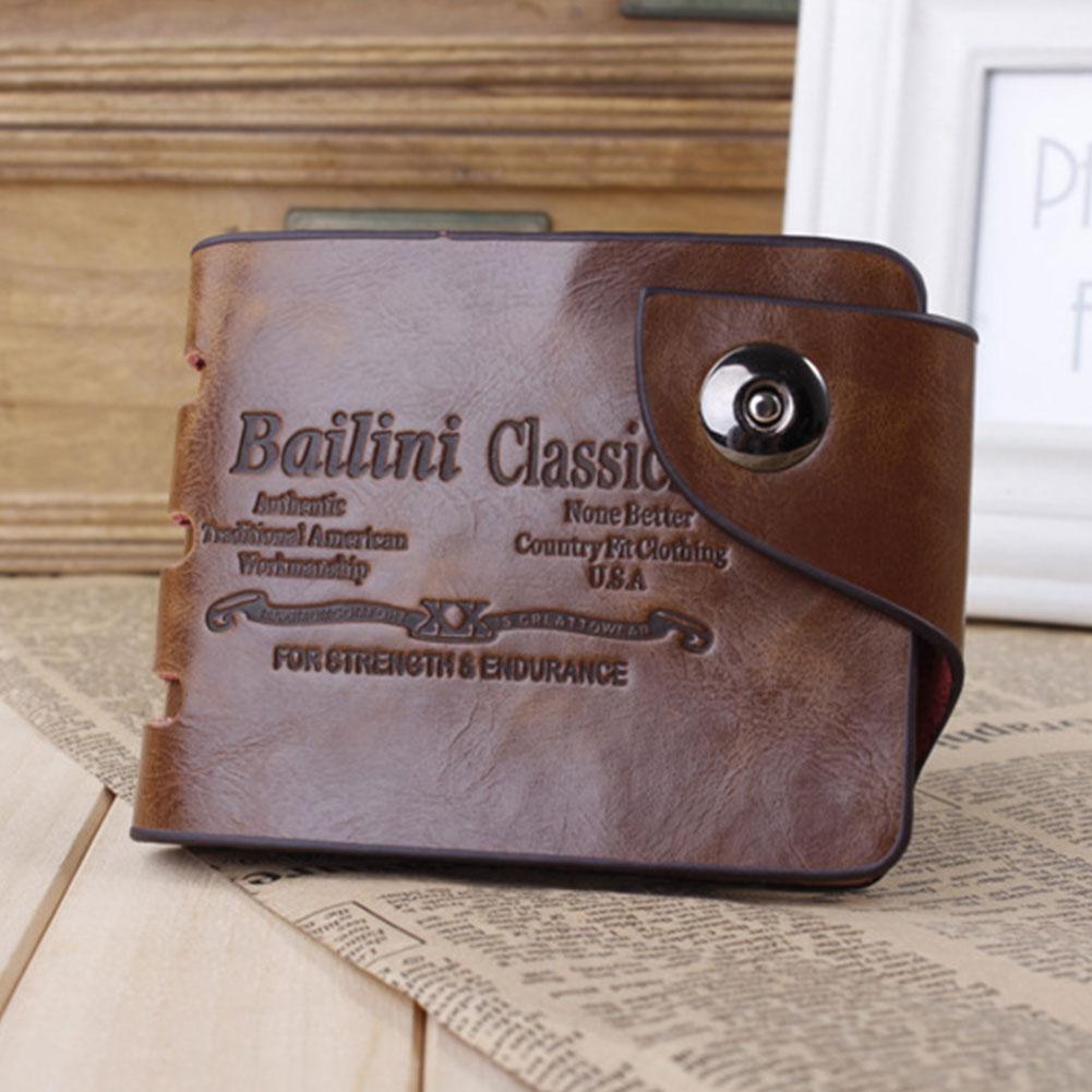 Acheter Baellerry Bailini Gubintu 501 101 Homme Pu En Cuir Pochette  D affaires Carte De Crédit Titulaire Poche Lettre Sac Portefeuille Bourse  De  2.02 Du ... 2e080450bd3