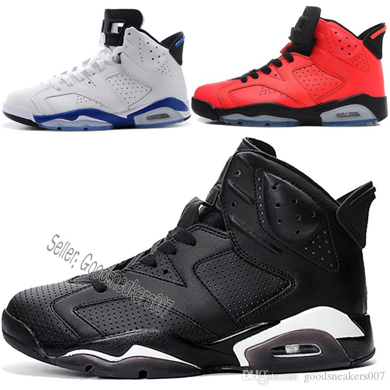 2018 Hot Sale 2016 Cheap Basketball Shoes Olympic Red Black Infrared ... d97dbf4c9b95