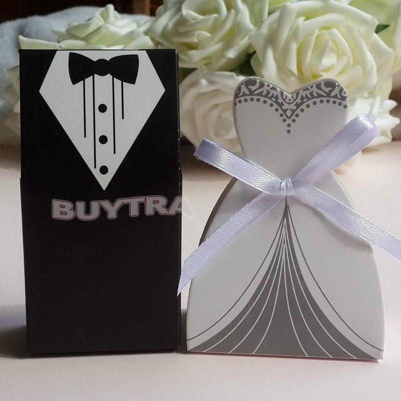 Elegant Candy Box For Wedding Sweet Bag Wedding Favors Gift For