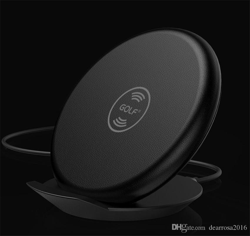 High Quality Qi Wireless Charger Charging For Cell Phone Mobiles High Efficiency pad fast charging charger