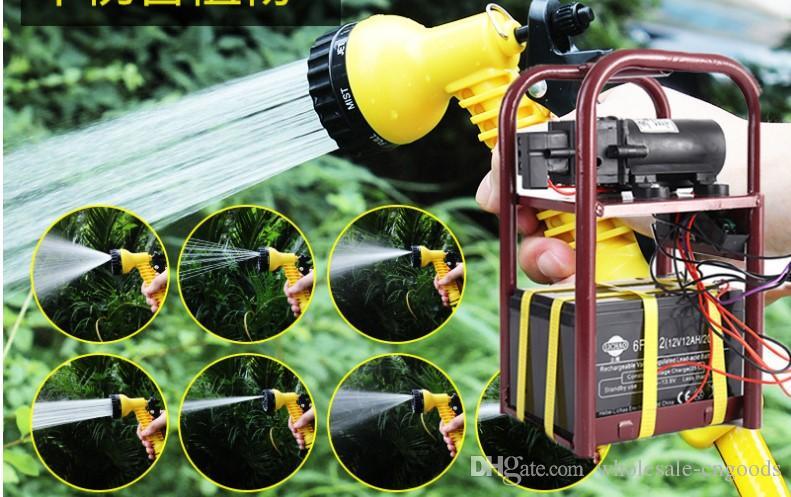 Unità di pompaggio portatile Pompa idraulica Idraulico strumento di irrigazione