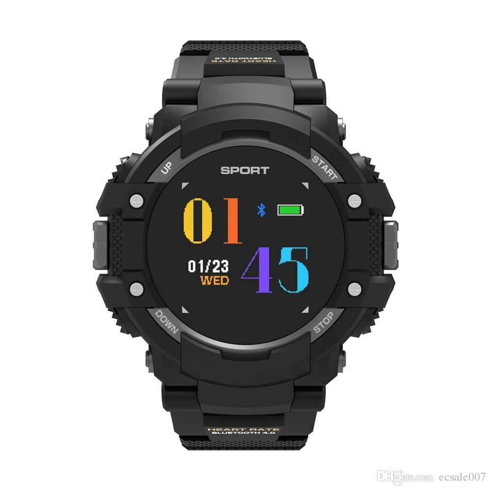 F7 GPS Smart watch Wearable Devices Activity Tracker Bluetooth 4.2 Altimeter Barometer Compass GPS outdoors Sports watch