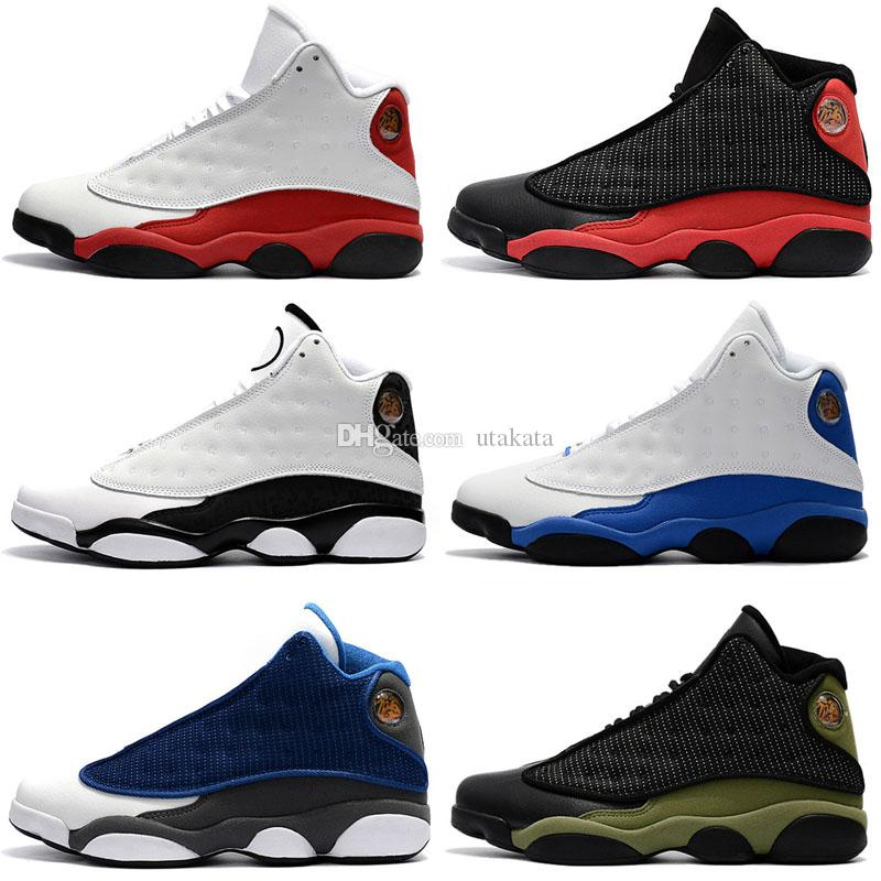 5b00062c4829 ... Chicago Bred Basketball Shoes 13s Wheat Sports Shoes Mens Athletics  Sneaker 13 Basketball Shoes Online with  144.1 Pair on Utakata s Store