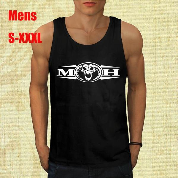14d21ea475cc9 Fashion Masters Of Hardcore Mens Tank Top Cotton Printed Summer Funny  Graphic Tee Shirt T Shirt And Shirt Shop T Shirts Online From Strawberry9