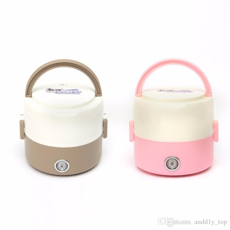 Portable 1 2l Mini Electric Food Warmer Portable Heated Box Lunch