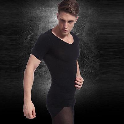 1da8e6e82b0e0 Hot Sale Men s Slim Tight Body Shaper Belly Fatty Underwear Vest Shirt  Corset Compression Men Slimming Shirt Corset Compression Corset Online with  ...