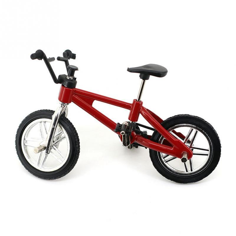 RC Crawler 1:10 Decor Accessories Mini Mountain Bike Model Toys for Axial  SCX10 Tamiya CC01 RC4WD D90 D110 TF2 RC Car