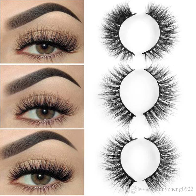a0d91380bd2 Full Strip Lashes 3D Mink Transparent Plastic Lashes 100% Real Siberian  Mink Strip Eyelashes Premium False Eyelashes Kiss Eyelashes Kiss Lashes  From ...