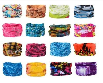 Mixed Batch Multifunctional Headwear Neck Bandana Multi Scarf Tube Mask Cap  Large Number Of Style Wholesale Retail D18102406 Pashmina Shawls Scarves  Online ... b344a616720