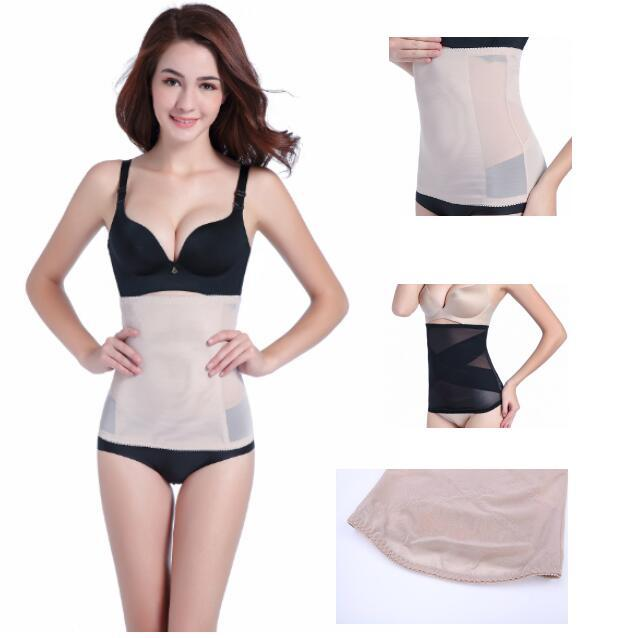 8de7d52541fb3 Summer Invisible Body Shaper Belt Tummy Trimmer Waist Stomach Control Girdle  Slimming Belts Light Thin Bellyband Waistband Shape Wear Online with ...