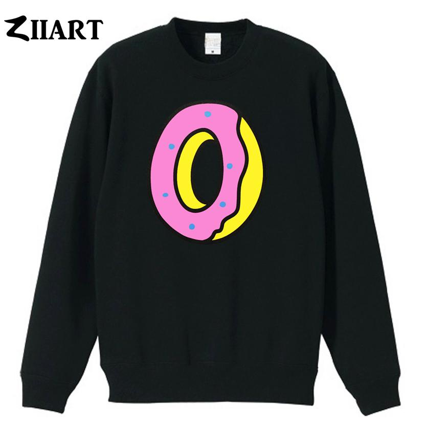 74393328ecd1 2019 Pastel Donut Odd Future Wolf Gang Kill Them All Couple Clothes Boys  Man Male Cotton Autumn Winter Fleece Sweatshirt From Lookpack