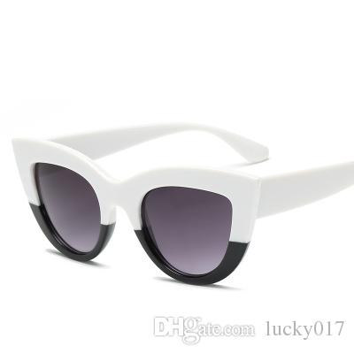 4f517bafa2da Retro Cat Eye Sunglasses Women Sunglasses Street Shot Fashion ...
