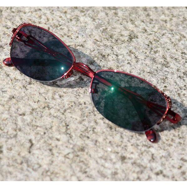 8af5f77e86ef Photochromic Reading Glasses Color Change Lens Eyeglasses Outside Sunglasses  Women Metal Frame Eye Reader +1.0~+3.5 Strength Fashion Reading Glasses Eye  ...
