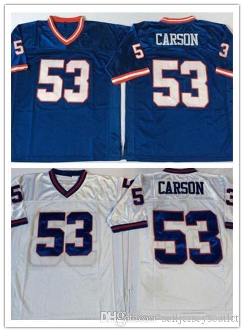 harry carson jersey