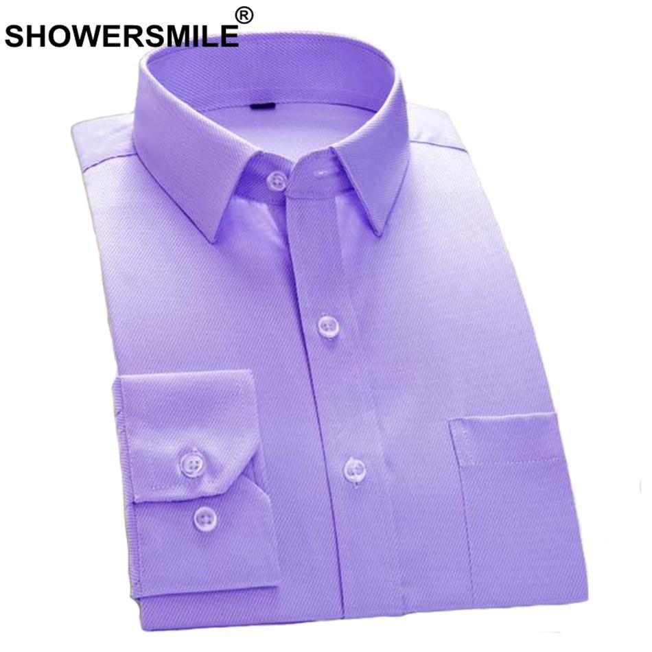 huge selection of 4877f 875de Showersmile Maschile Abbigliamento Camicia Camicie Maniche ...
